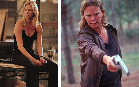 Charlize Theron - Monster