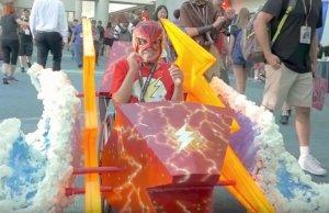 Comic-Con Cosplay Music Video