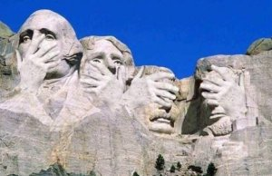 Trump, Mount Rushmore