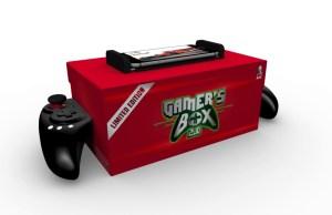 KFC Gamers box
