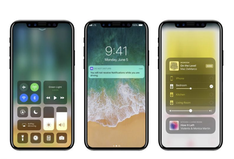 The iPhone 8 Will Kill The Bezel For Sure