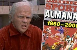 back to the future- almanac
