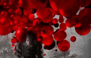 Poster Art For Stephen King's IT