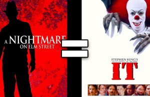 A NIGHTMARE ON ELM STREET and IT