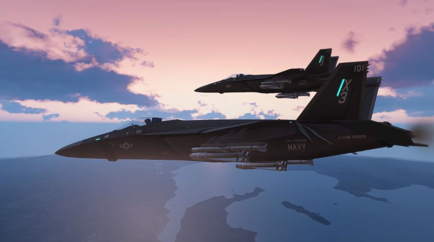 Arma 3 Jets DLC Trailer And PC Cheats | FizX