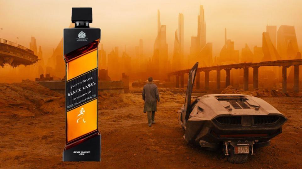 Johnnie Walker's Limited-Edition 'Blade Runner 2049'