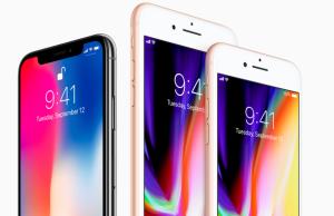 New iPhones