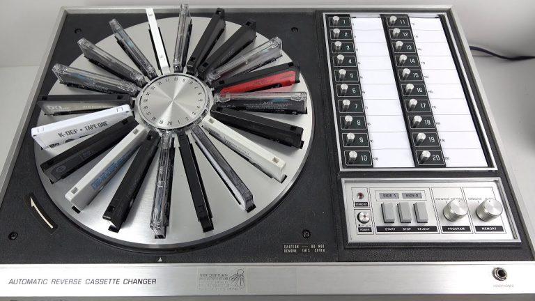 Panasonic RS-296US