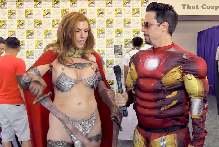 comic con 2017 cosplay