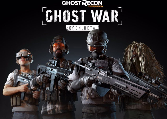 Ghost Recon Wildlands Ghost War