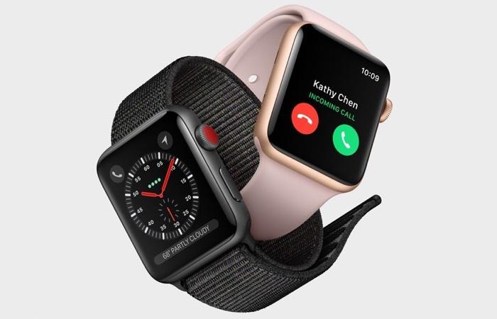 Apple WatchOS 4.0.1