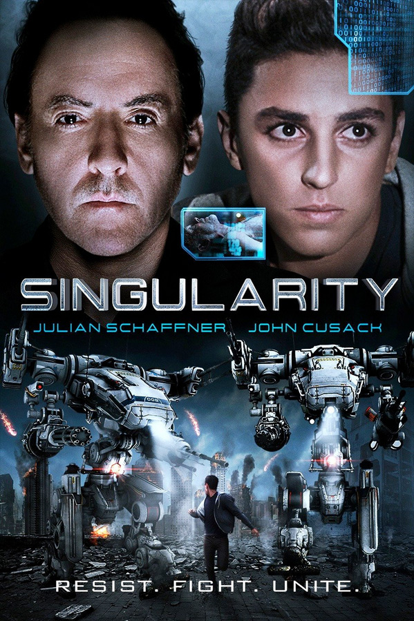 John Cusack's Sci-Fi Film SINGULARITY Trailer is Here!