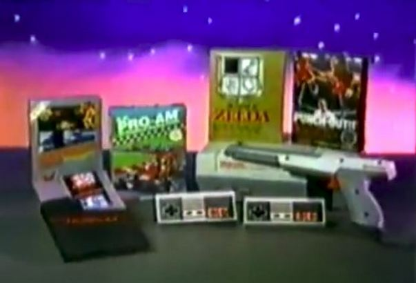 Nintendo Christmas.Check Out Old School Nintendo Christmas Commercials Fizx