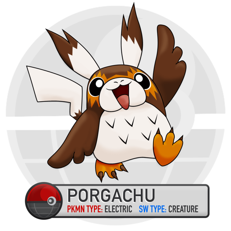 POKEMON/STAR WARS Mashup Art Series
