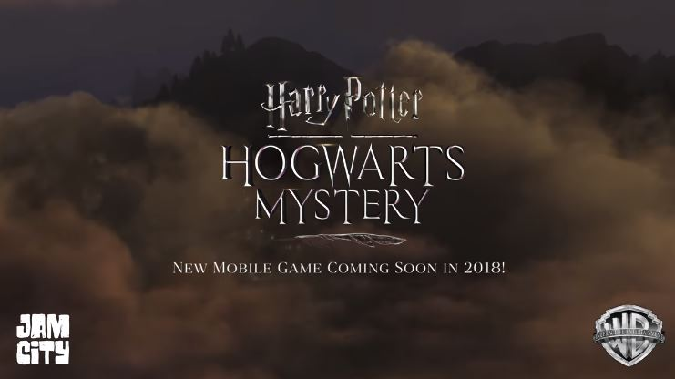HARRY POTTER: HOGWARTS MYSTERY Mobile Games First Look