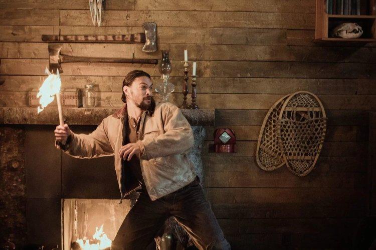 Jason Momoa Looks Pissed in Trailer For BRAVEN