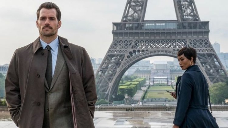 MISSION: IMPOSSIBLE FALLOUT