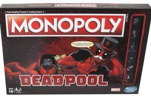 DEADPOOL MONOPOLY