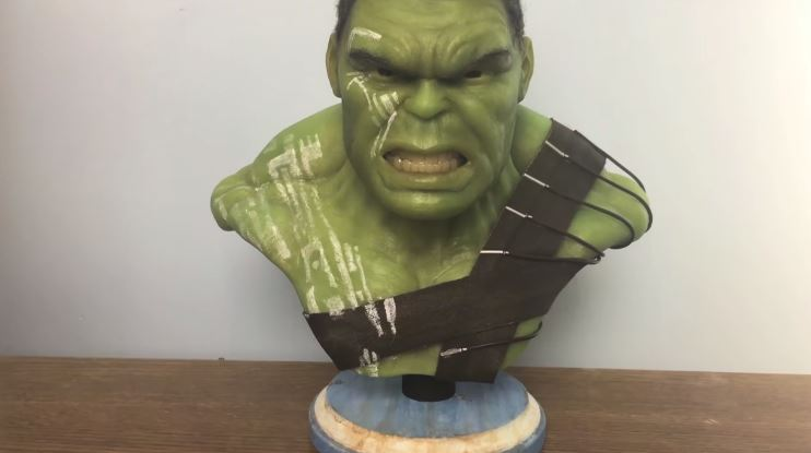 HulkSculpture