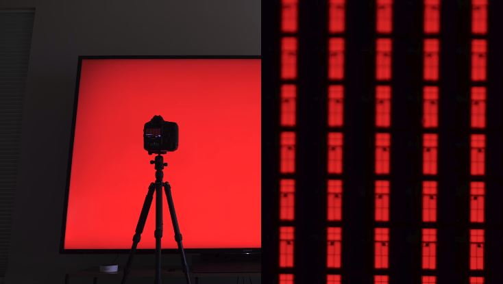 How Televisions Work In Slow Motion