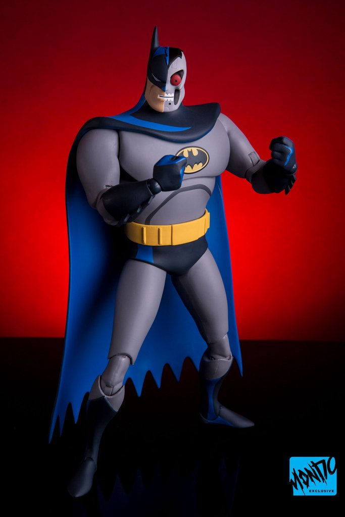 BATMAN: THE ANIMATED SERIES 1/6th Scale Action Figure