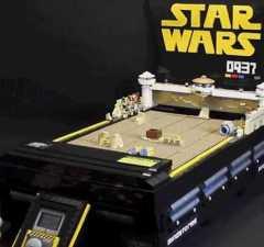 Playable Lego Pod Racing Game