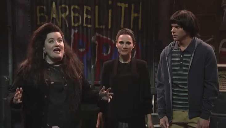 SNL Stranger Things Parody