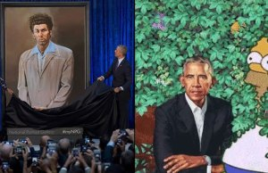 Obama's Official Portrait
