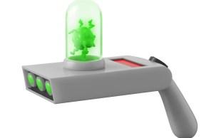 Rick & Morty Portal Gun Toy