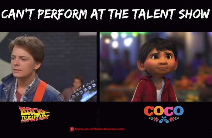 Back to the Future & Coco