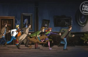 SUPERNATURAL and SCOOBY-DOO Crossover