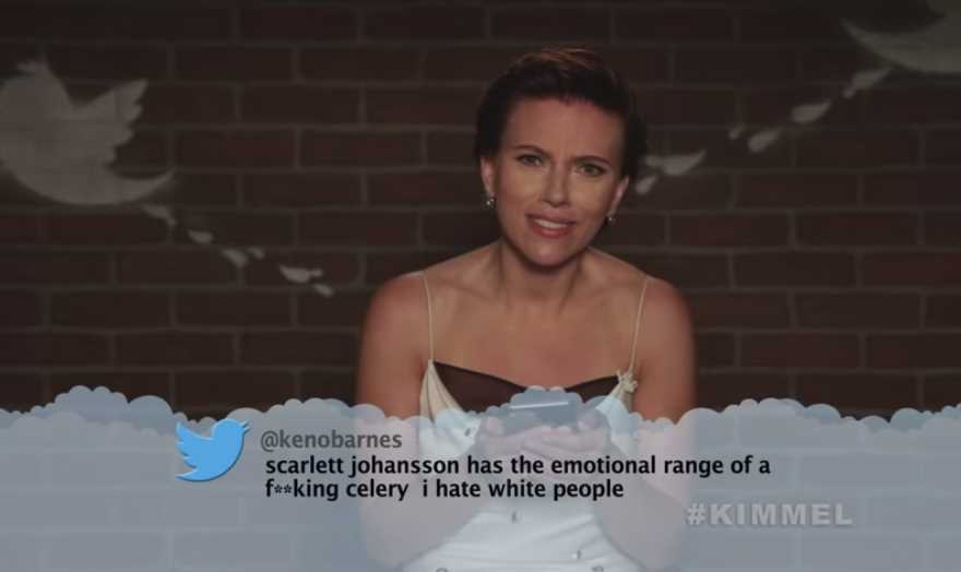 'Avengers: Infinity War' Cast Reading mean tweets