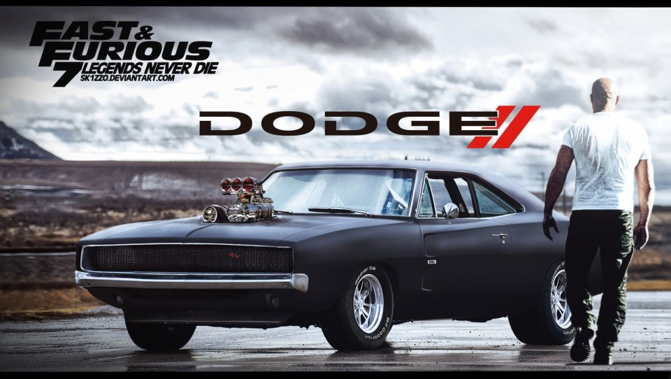 The Fast and the Furious - 1970 Dodge Charger