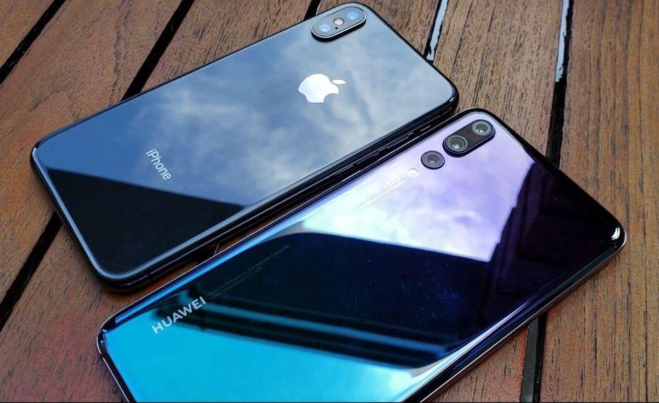 iphones_Huaweip20pro
