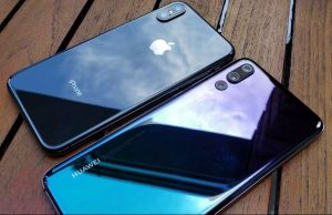 Huawei P20 Pro vs. Apple iPhone X