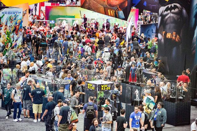 Comic-Con International 2016 – Preview Night