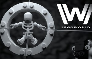 Westworld Season 2 Lego