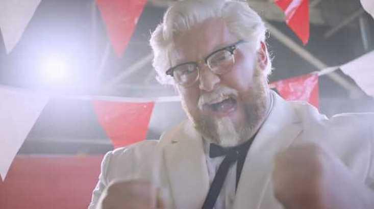KFC's New Colonel Sanders