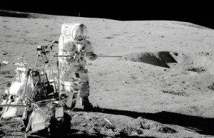 Golf on the Moon