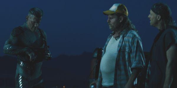 Matt Damon Cameo in DEADPOOL 2