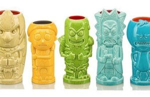RICK AND MORTY Geeki Tiki Mugs