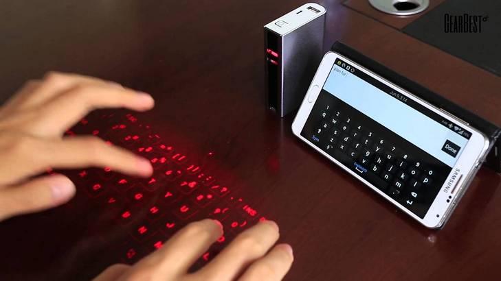 Virtual-Keyboards