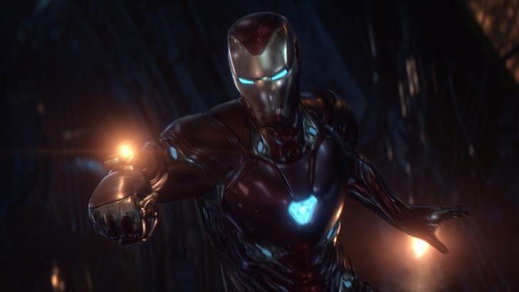 Iron Man's Proton Cannon
