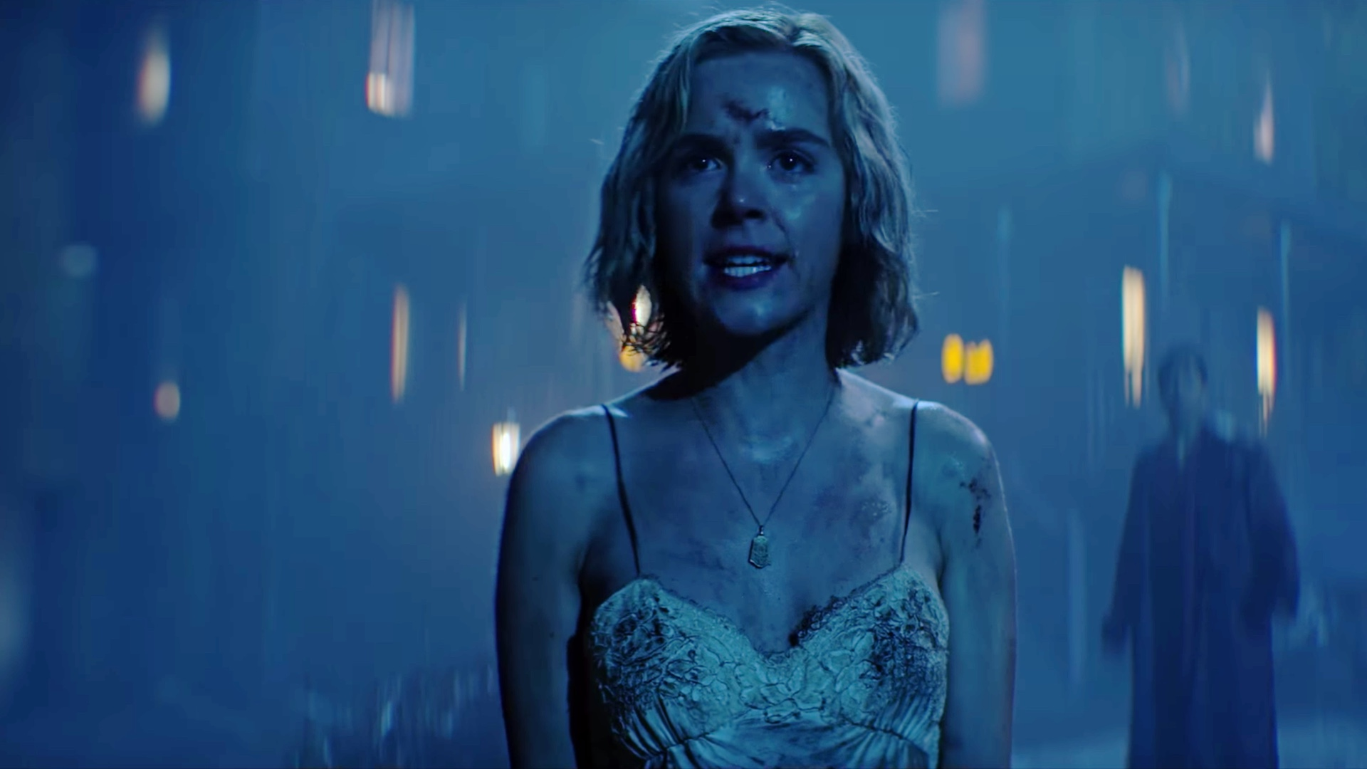 The Chilling Adventures Of Sabrina Dark And Creepy Full Trailer Fizx
