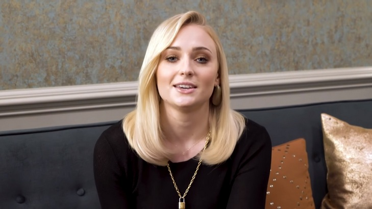 Sophie Turner Struggles To Name Characters From GAME OF THRONES Or X-MEN