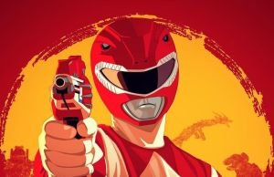 RED DEAD REDEMPTION 2 Mashed Up With POWER RANGERS