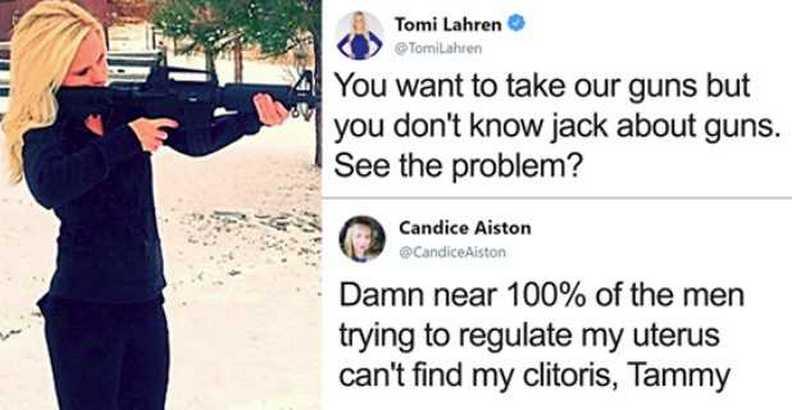 Pro-Gun Activists