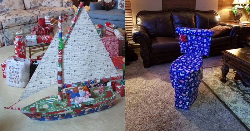 People Hiding Their Christmas Gifts Is My New Favorite Thing About