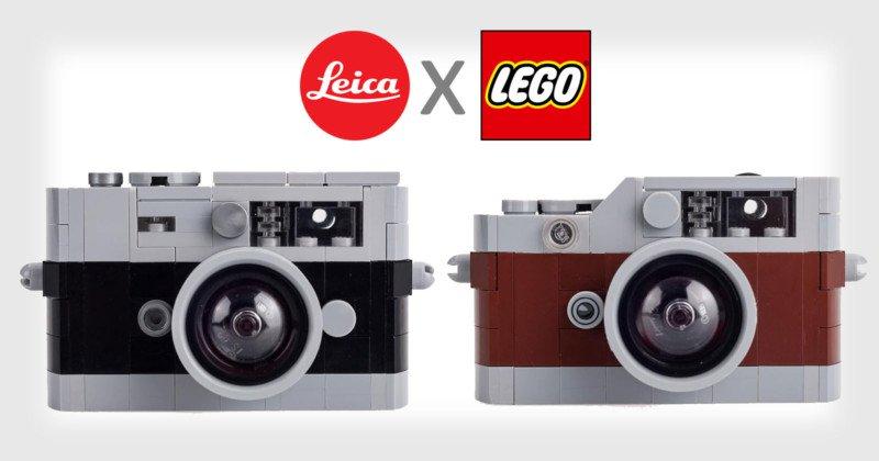 Leica Lego