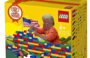 Donald Trump Lego